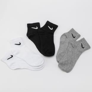 Nike U NK Everyday Lightweight Ankle 3er-Pack