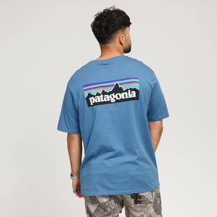 Patagonia M's P6 Logo Organic T-Shirt