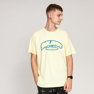 Pink Dolphin Thunder Script Tee