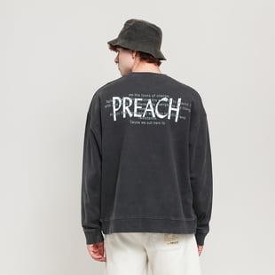 PREACH White Logo Crew