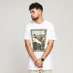 Puma Classics Graphics Logo Tee