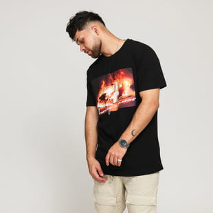 Urban Classics Burning Car Tee