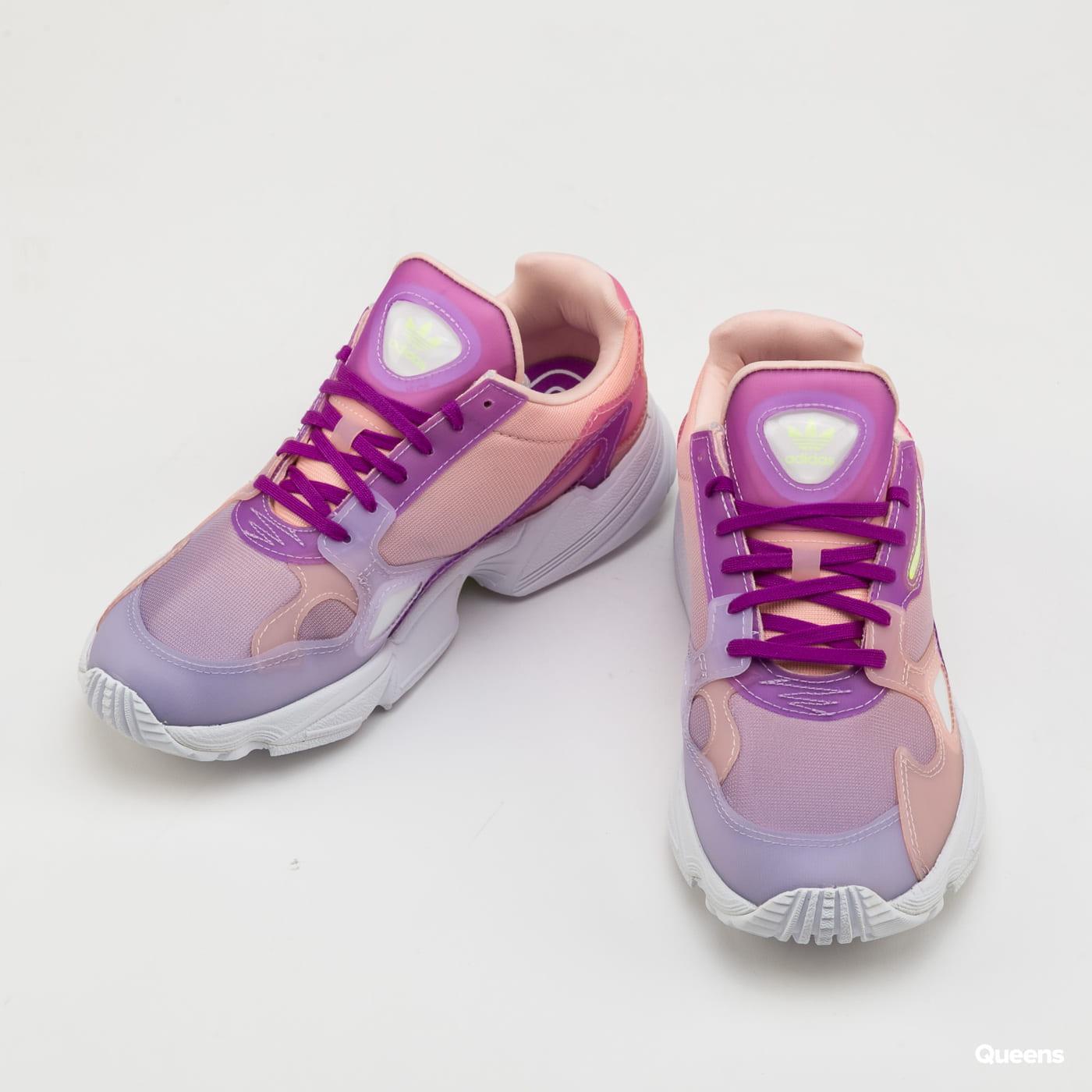 adidas Originals Falcon W blipur / shopur / hazcor