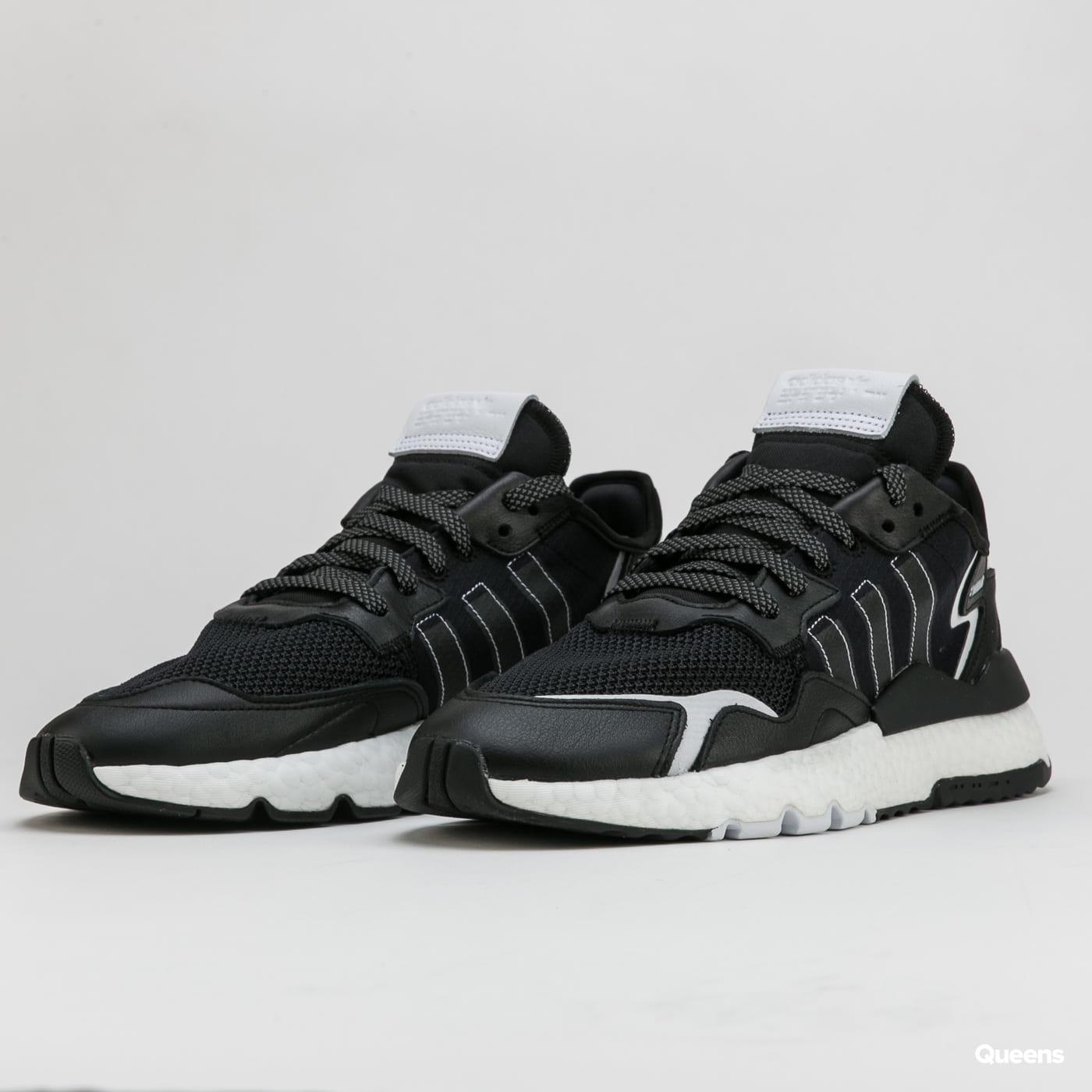 adidas Originals Nite Jogger cblack / cblack / ftwwht