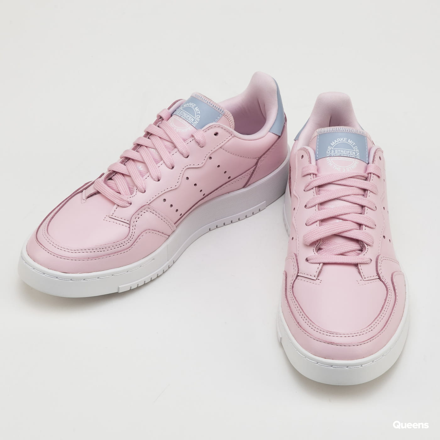 adidas Originals Supercourt W clpink / aerblu / ftwwht