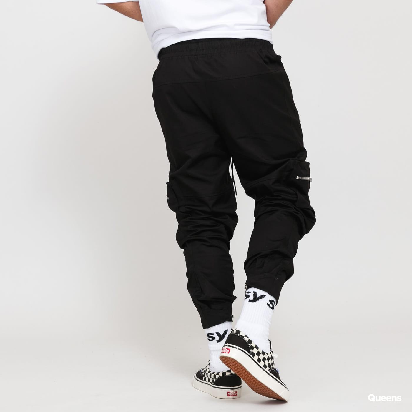 Bryland Company Military Cotton Pants černé