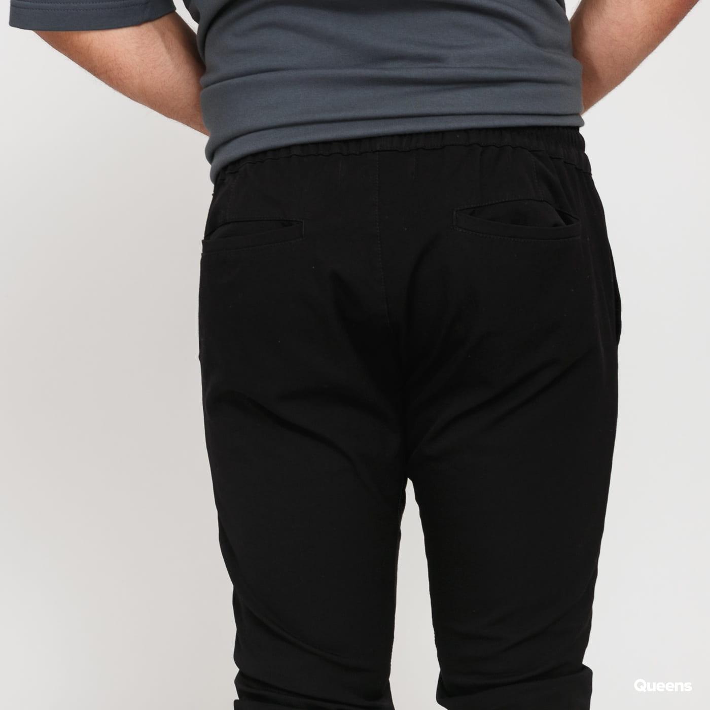 Bryland Company Slim Fit Cotton Pant black