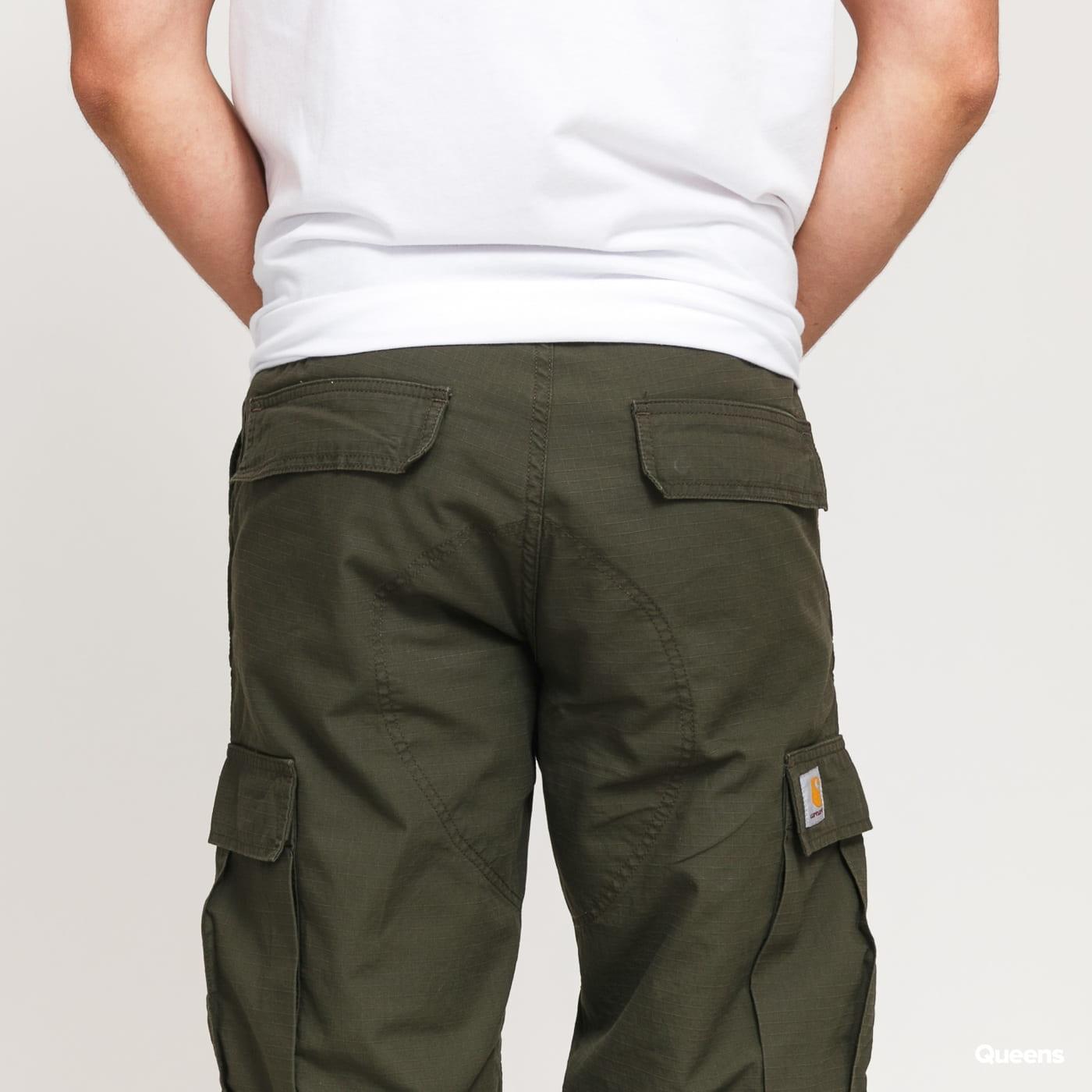 Carhartt WIP Regular Cargo Pant olivové