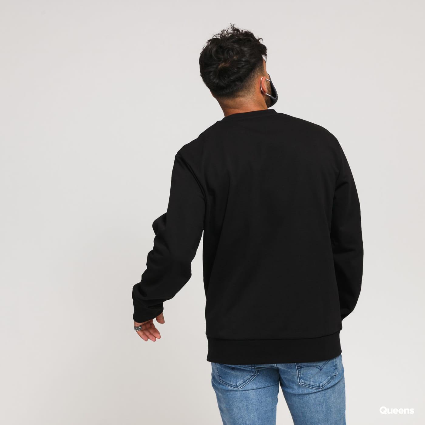Carhartt WIP Script Embroidery Sweat black