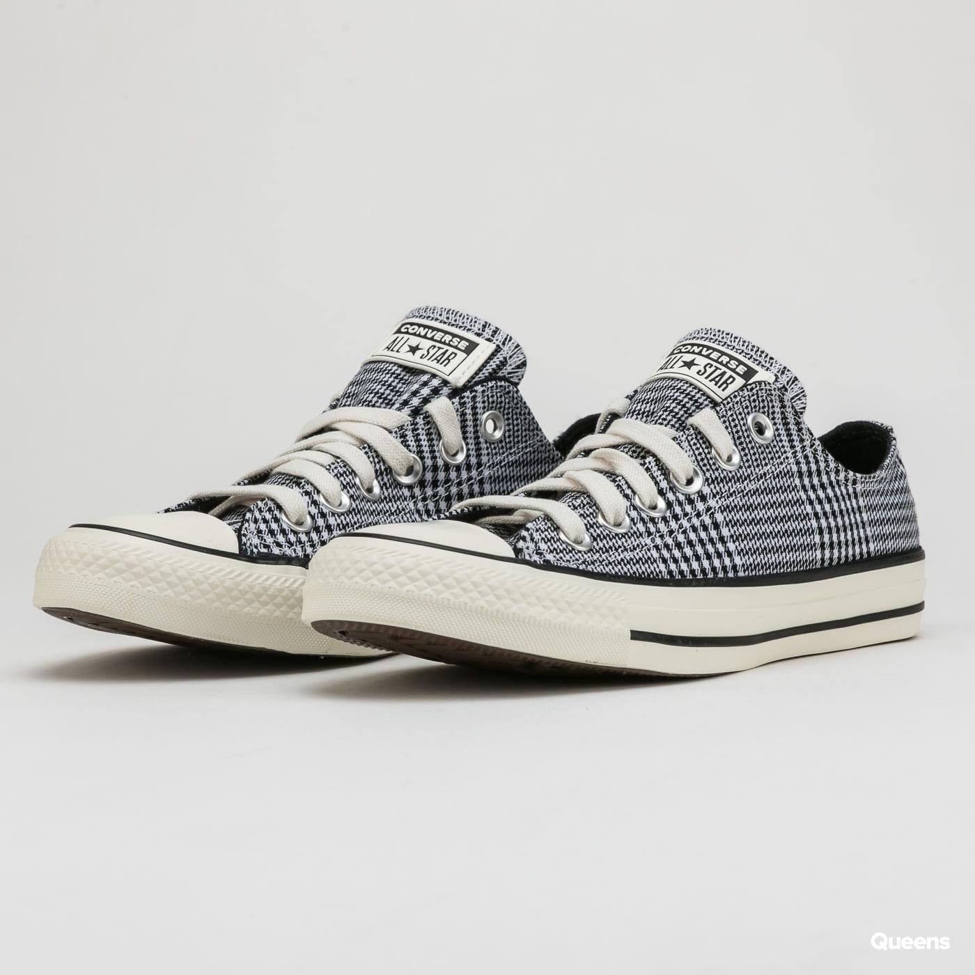 Converse Chuck Taylor All Star OX black / white / egret