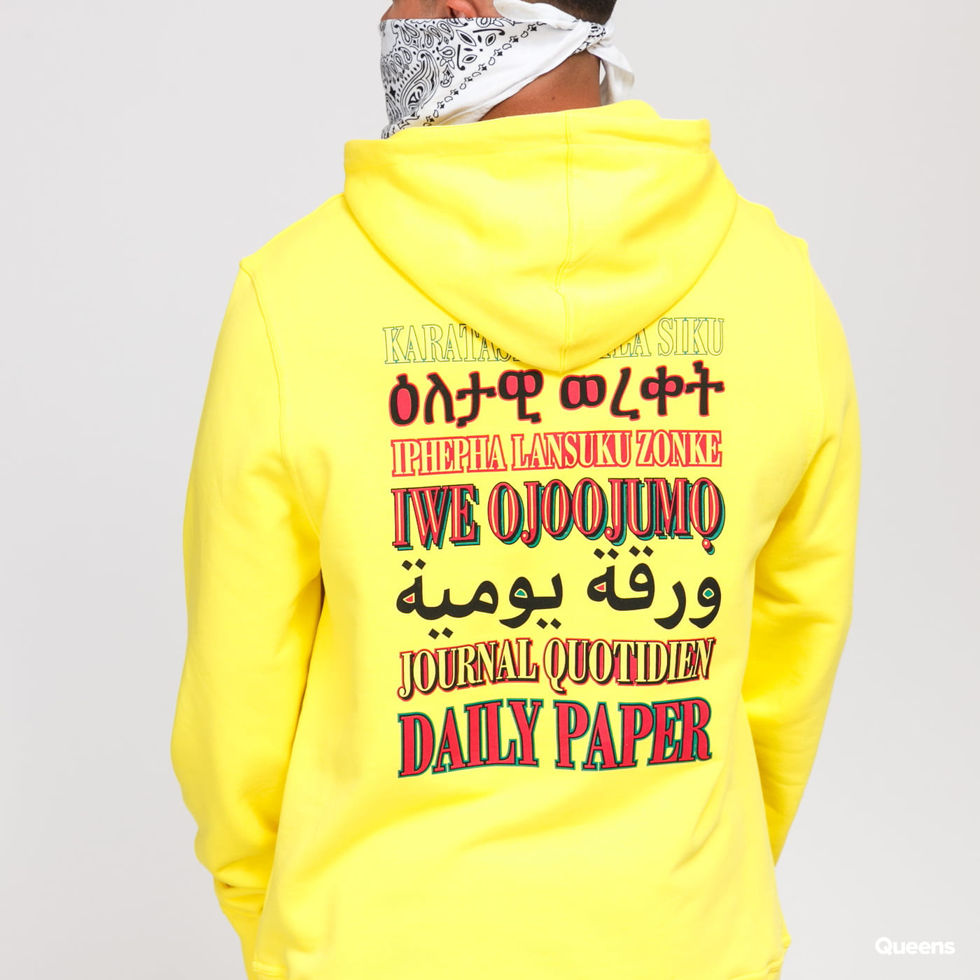 Daily Paper Remulti Hoody 6lut8