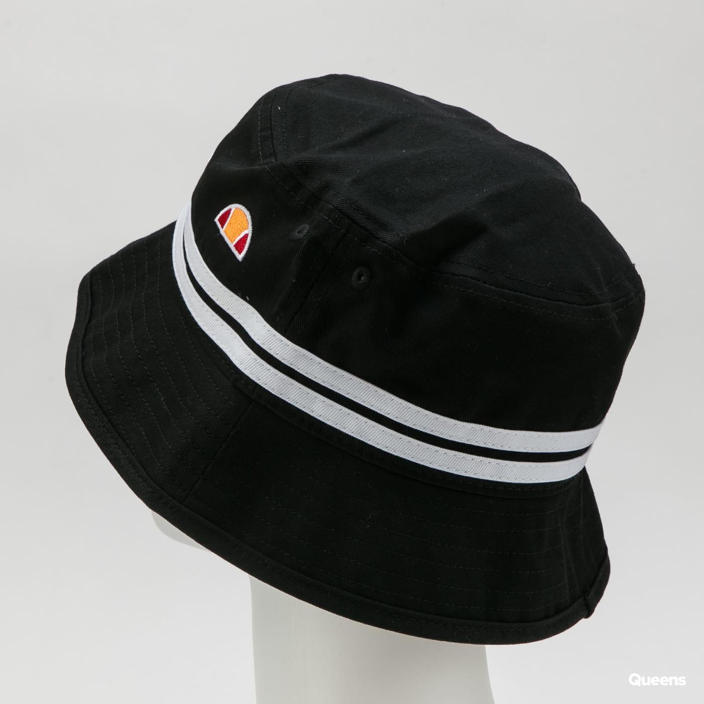 ellesse Lorenzo Bucket Hat černý / bílý