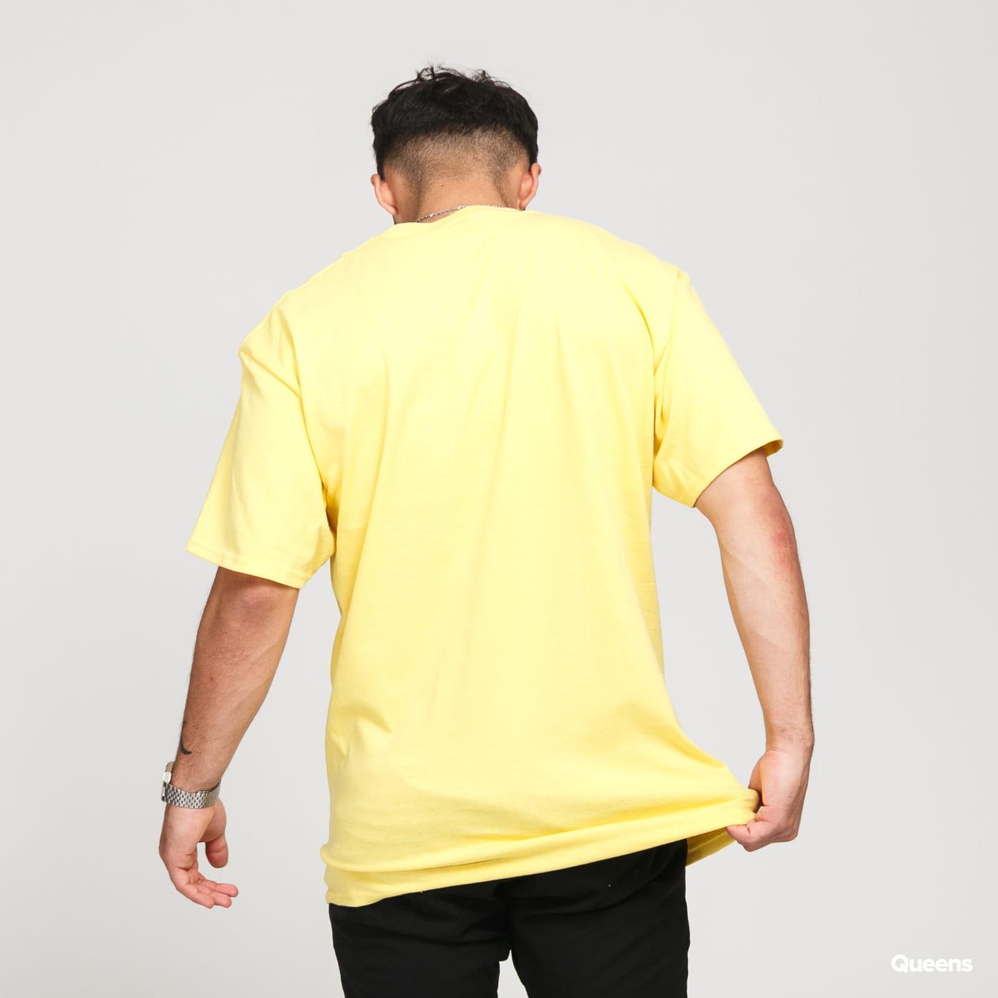 HUF Always & Forever Tee yellow