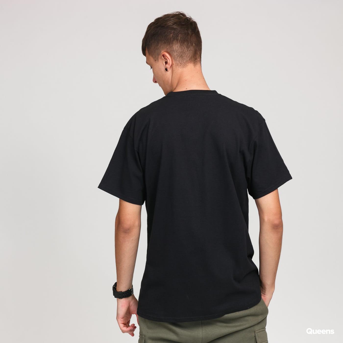 HUF Essentials OG Logo Tee black