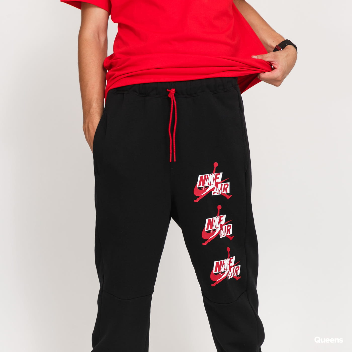 Jordan M J JMC Fleece Pant black