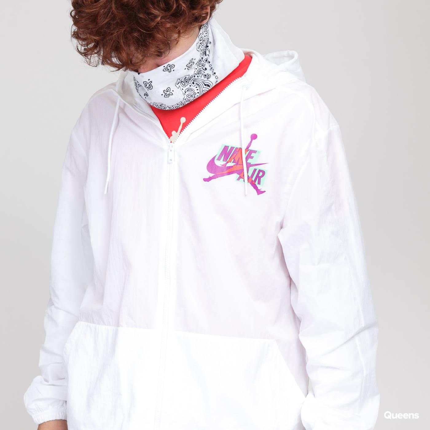 Nike M J Jumpman GFX Windbreaker (mini cord) multi / true white