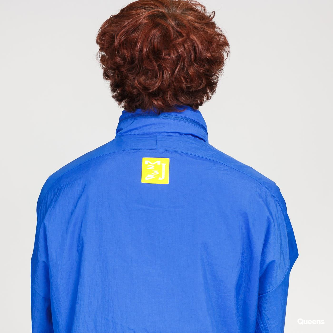 Jordan M J Sport DNA HBR Jacket dark blue