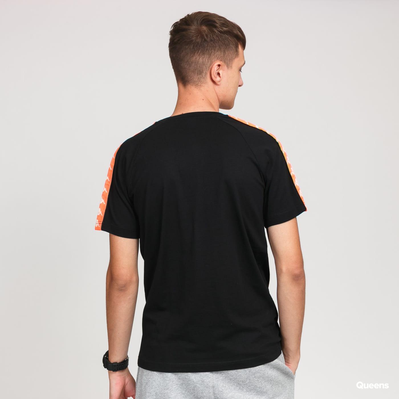 Kappa Banda Coen Slim black / neon orange