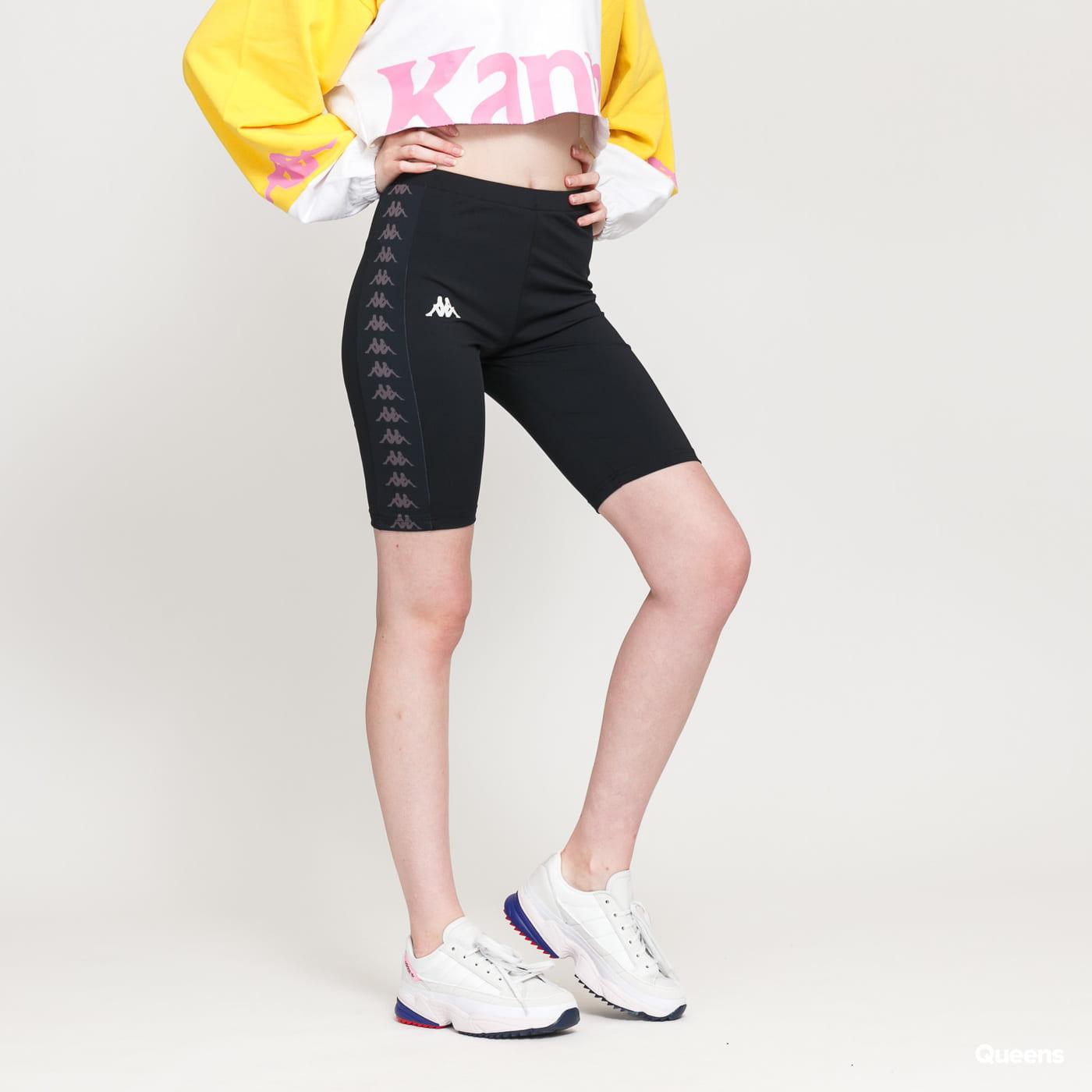 Kappa Banda Cycles Shorts black