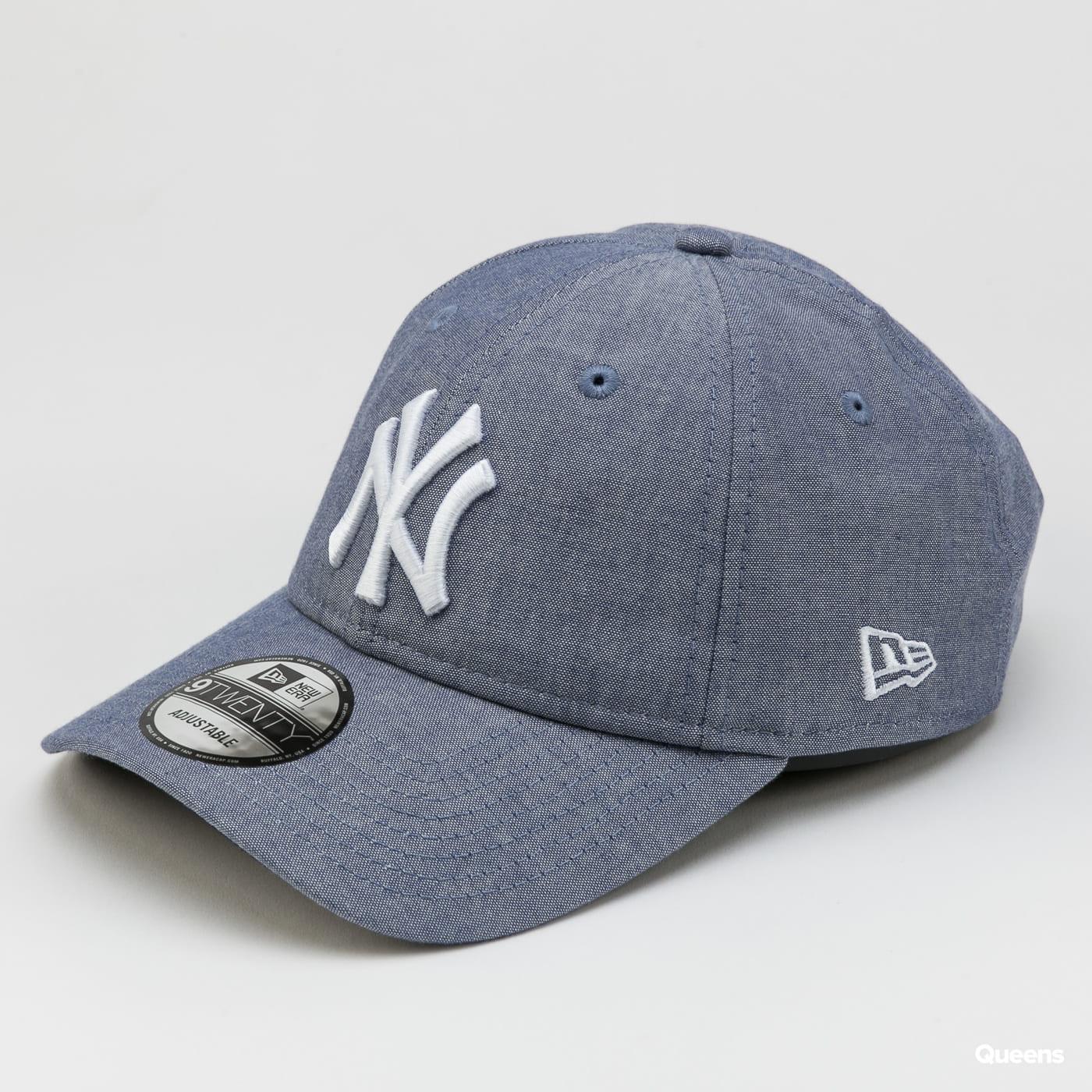 New Era 920 MLB Heritage Licensed NY melange blue