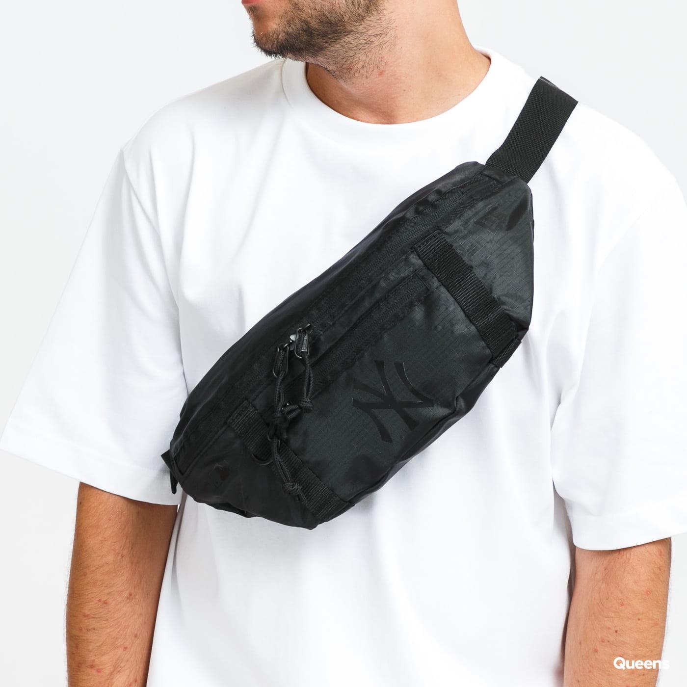New Era MLB Waist Bag Light NY black
