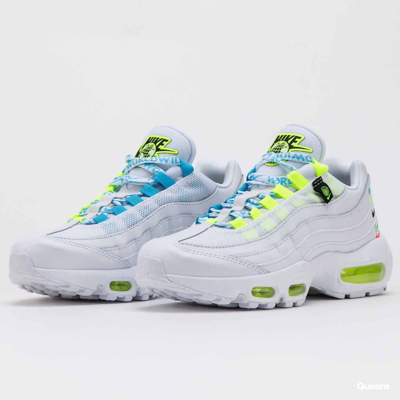 Volver a disparar Caballo Inolvidable  Nike W AIr Max 95 SE Worldwide (CV9030-100) – Queens 💚