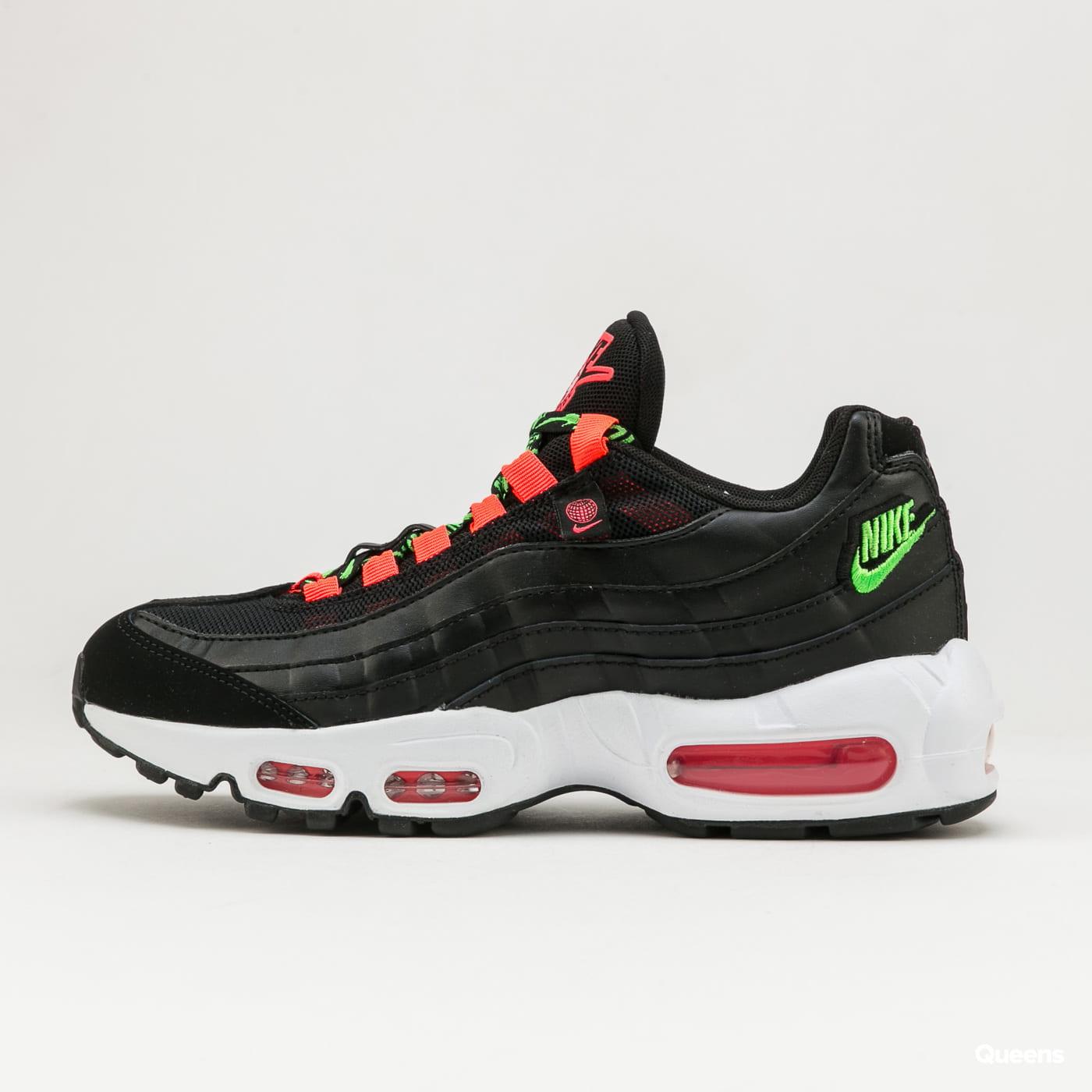 Nike W AIr Max 95 SE Worldwide black / green strike
