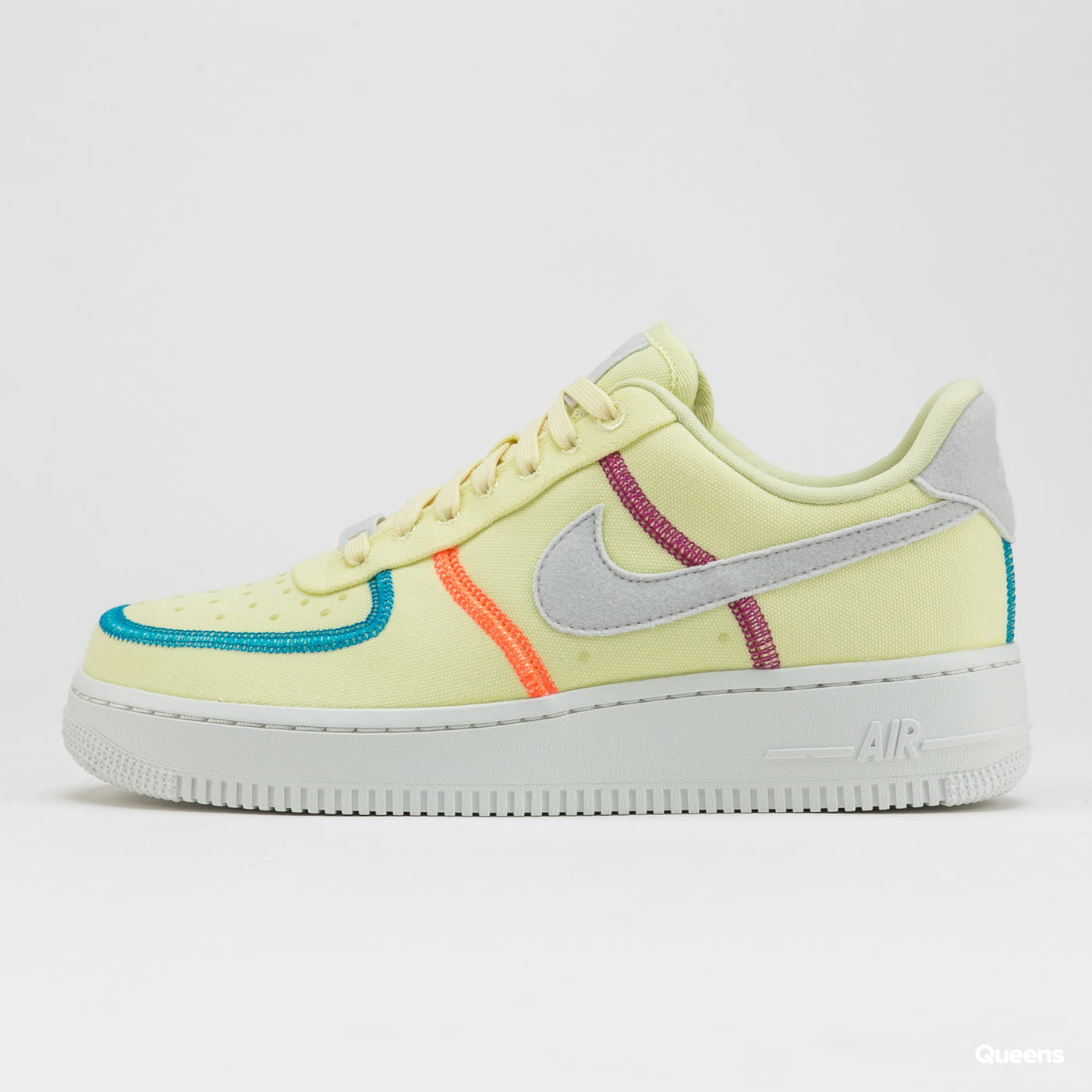 Nike WMNS Air Force 1 '07 LX life lime / photon dust