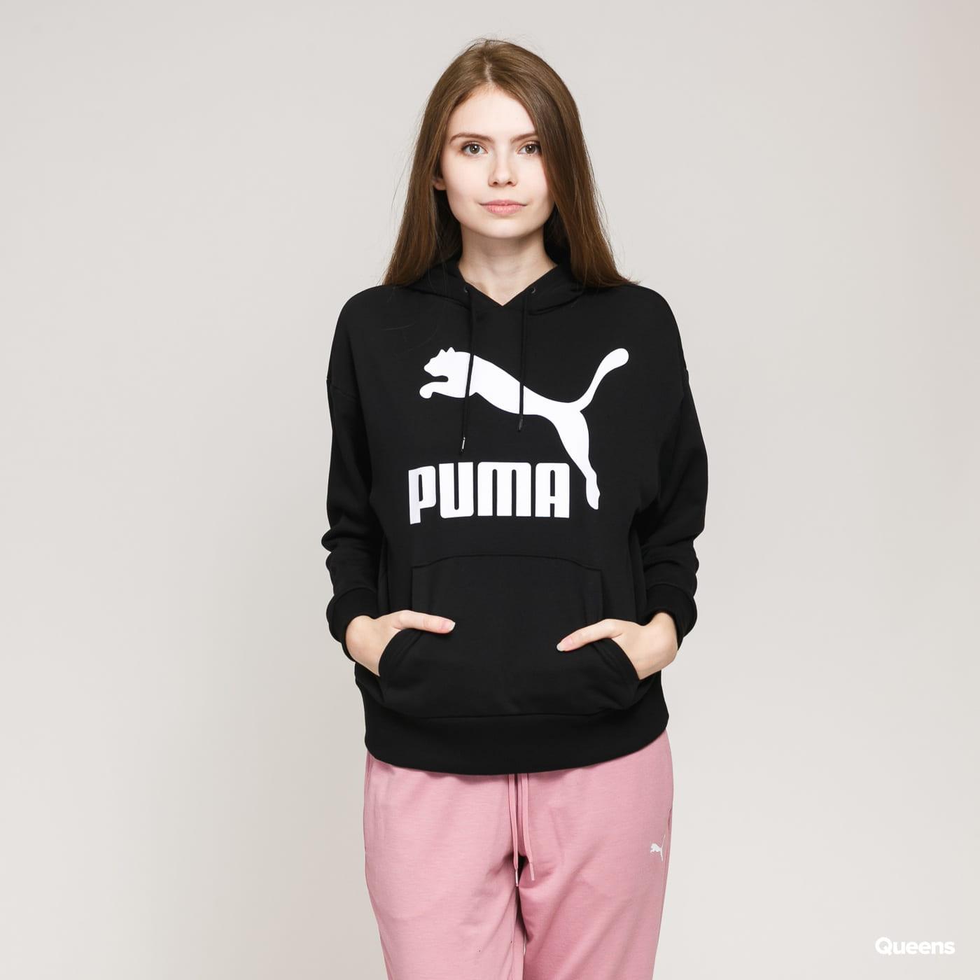 Puma Classics Logo Hoody black