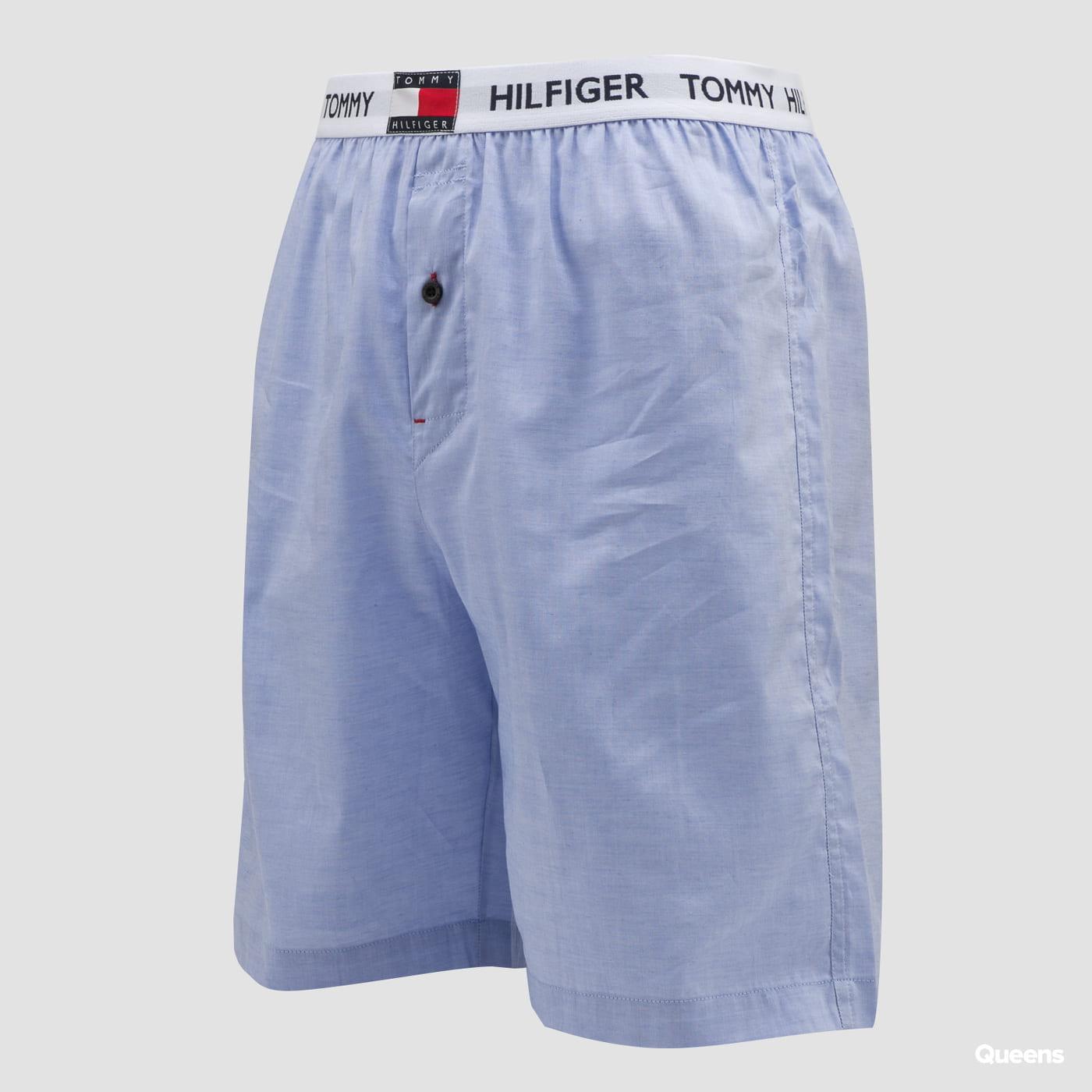 Tommy Hilfiger Woven Short melange blue