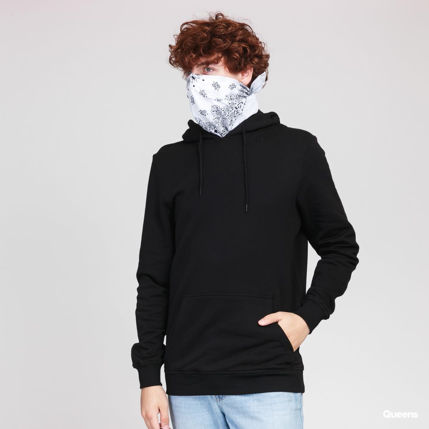 Urban Classics Organic Basic Hoody black