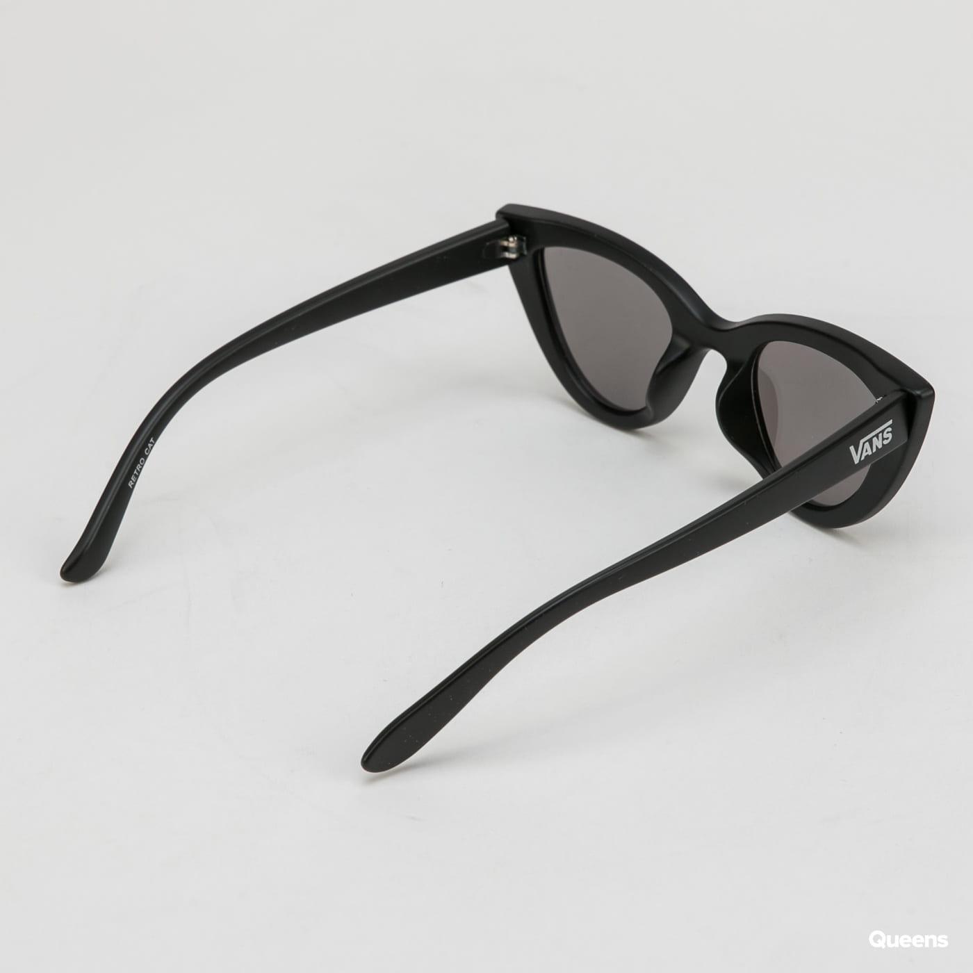 Vans WM Retro Cat Sunglasses black / silver