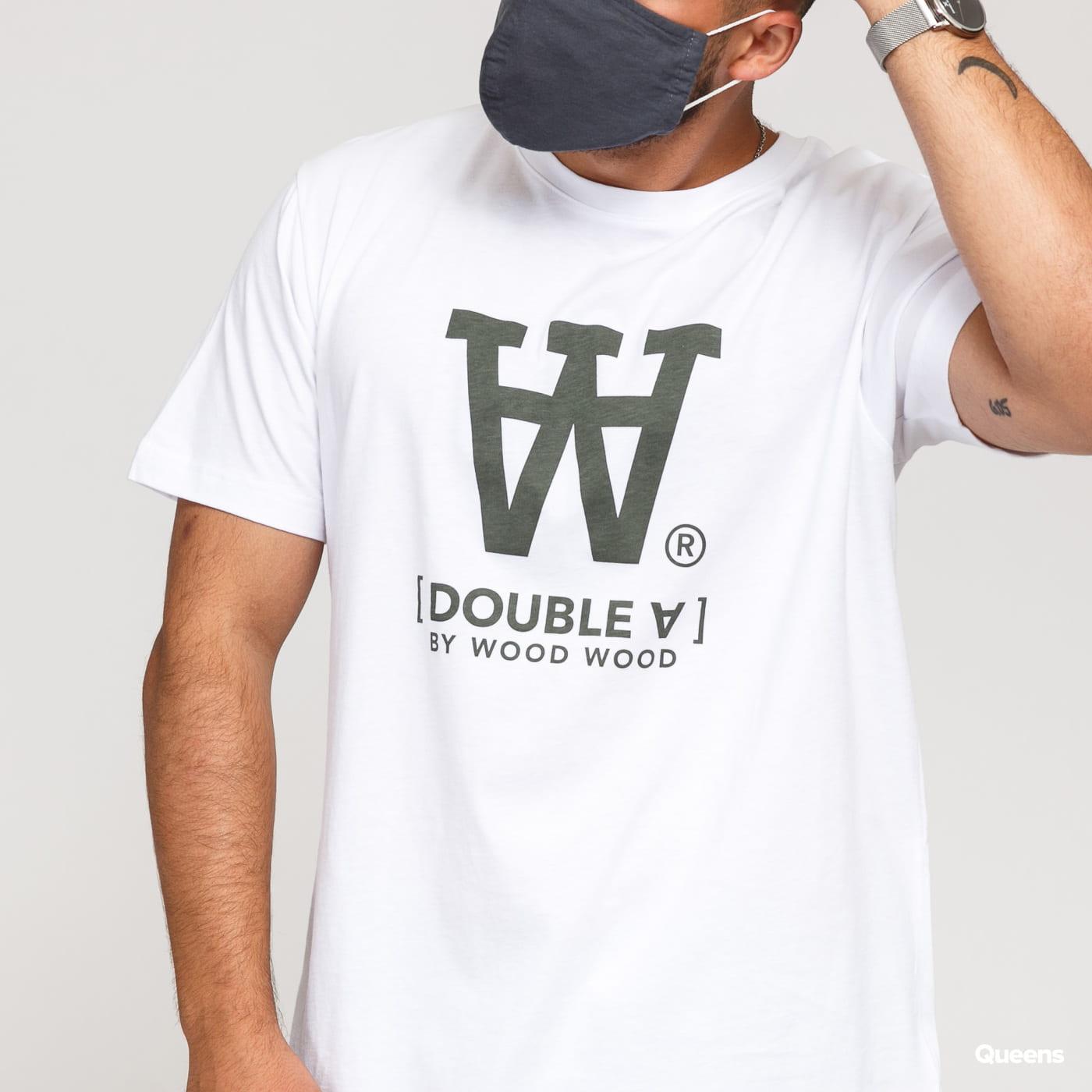 WOOD WOOD Ace T-shirt blue / turquoise