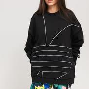 adidas Originals Large Logo Sweat černá