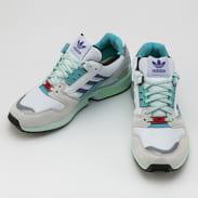 adidas Originals ZX 8000 ftwwht / purple / taqua