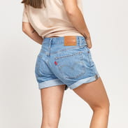 Levi's ® 501 Rolled Short Sansome midday