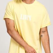 Levi's ® SS Relaxed Fit Tee žluté