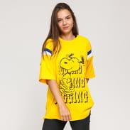 Levi's ® W Football Tee žluté