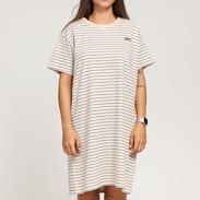 Levi's ® W Lula Tee Dress béžové / bílé / černé