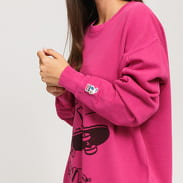 Levi's ® W Unbasic Crew Sweatshirt světle fialová