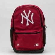 New Era MLB Delaware Bag NY vínový / černý