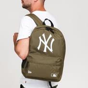 New Era MLB Stadium Bag NY olivový