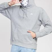 Nike M NK SB Hoodie melange šedá