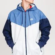 Nike M NSW Sce WR Jacket HD modrá / krémová