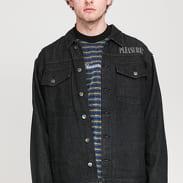 PLEASURES Desire Trucker Jacket black