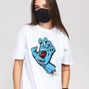 Santa Cruz W Screaming Hand Tee blue / turquoise