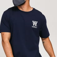WOOD WOOD Ace T-shirt nava