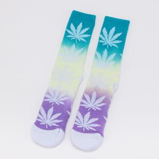 HUF Plantlife Gradient Dye Socken