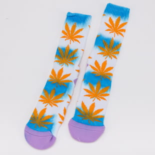 HUF Tiedye Plantlife Socken