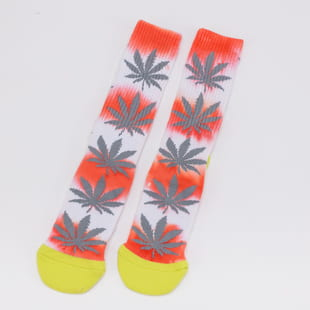 HUF Tiedye Plantlife Sock